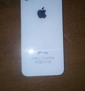 Продам айфон 4 в хорошом состоянии
