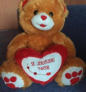 """Медвежонок""""я тебя люблю"""""""
