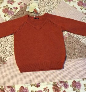 Новый свитер Gulliber р.110