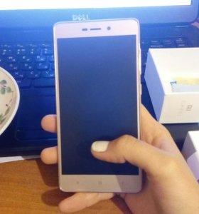 Xiaomi redmi 3 gold новый