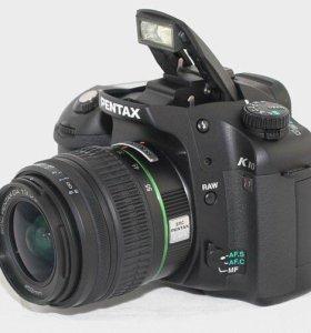 Фотоаппарат Pentax K10D Kit.