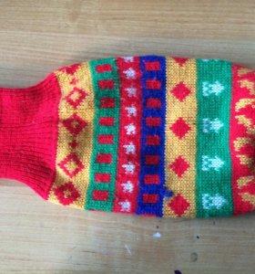 Одежда свитер для собак