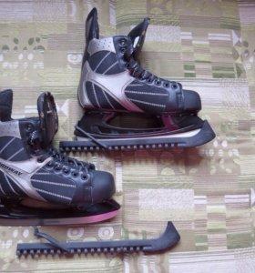 Ледовые хоккейные коньки(мужские)