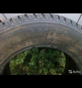 Шипованное колесо