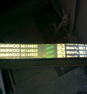 Ремень генератора  без ГУ Нексия 8 Клап 5РК870