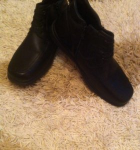 Ботинки мужские размер 40