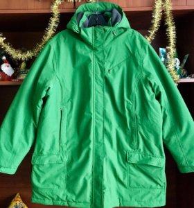 Куртка зимняя Landsend 52 54