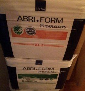 Подгузники для взрослых abri form premium L3