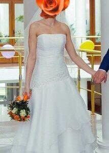 Улётное свадебное платье