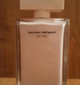 Парфюмерная вода Narciso Rodriguez for her