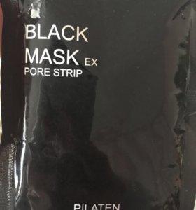 Black mask чёрная маска для лица от чёрных точек