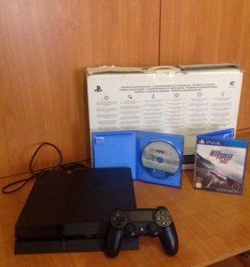 Sony PlayStation 4+ игры