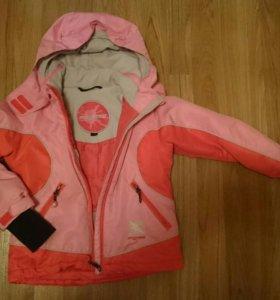 Progress куртка 110 размер, демисезон