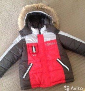 Зимне-демисезонный комплект Ovas для мальчика