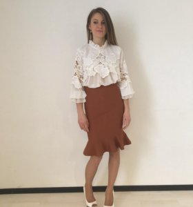 Блузка и юбка новые