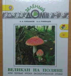 Книга Великан на поляне…, Плешаков