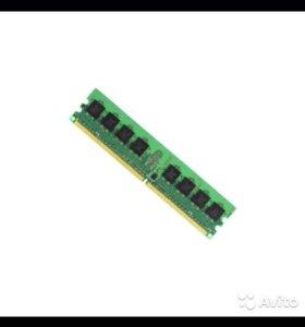 DDR2 2Gb + 1гб