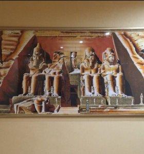 """Картина """"Фараон"""""""