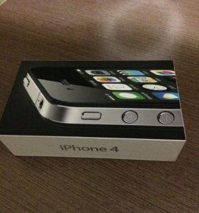 Коробка для iPhone 4