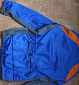 Разминочная куртка р. L