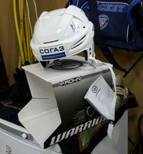 Шлем с автографом Ильи Ковальчука