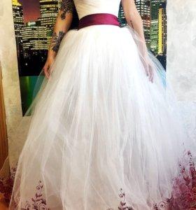 Свадебное платье, новое☝🏻