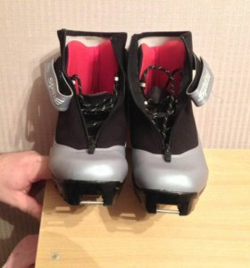 Лыжи ботинки
