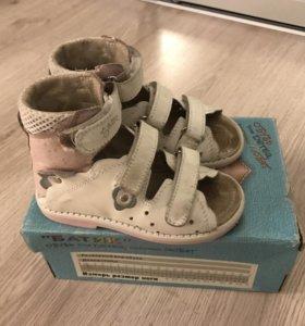 Ортопедические сандали