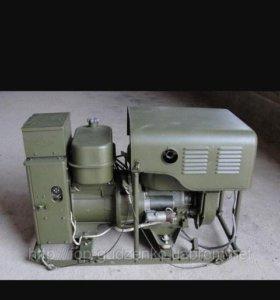 Трёхфазный генератор АБ-4-Т/400М1