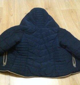Куртка зимняя детская на меху