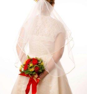 Продаю свадебное платье в очень хорошем состоянии
