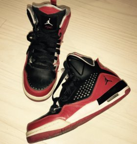 Nike JORDAN SC-3 Mens Sneakers (кроссовки)