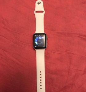 Apple Watch series 2 42mm aluminum silver