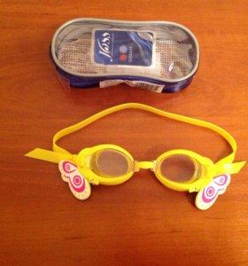 Подводные очки.НОВЫЕ