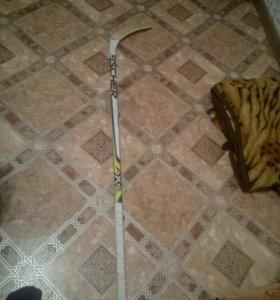 Клюшка хоккейная фишер