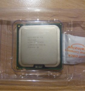 Процессор Intel Celeron 430