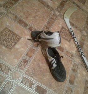 Игровая обувь  Nike