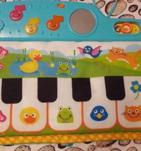 Пианино интерактивная игрушка