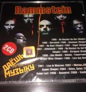 Rammstein mp3 disc