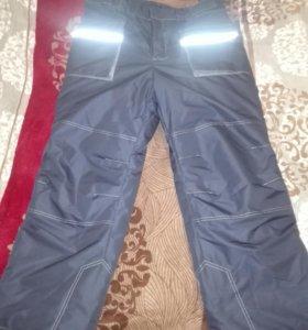 Зимнии спец штаны