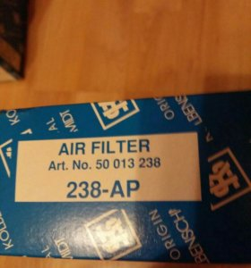 Воздушный фильтр vw passat
