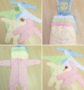 Новый костюмчик для малышей