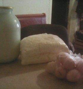 Молоко,сыр и т.д.козье