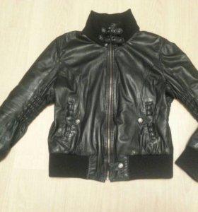Куртка кожаная cressida
