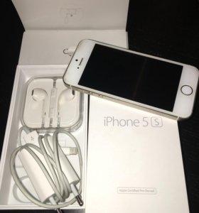 Apple iPhone 5s Gold 16 Gb