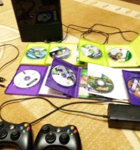 XBOX 360, диски (за полцены)