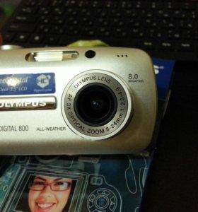 Olympus Mju 800 Digital