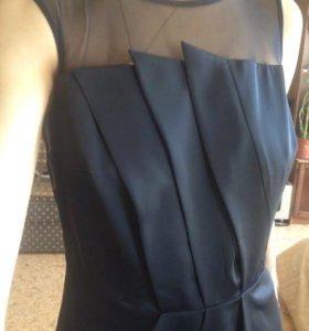 Тёмное вечернее платье Karen milen