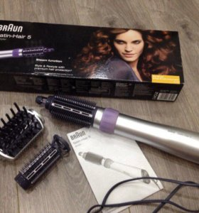 Фен-щетка Braun Satin-hair 5
