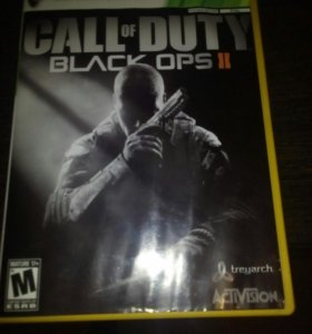 Продаю диск Call of Duty Black ops 2
